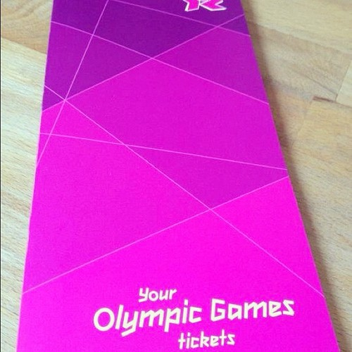 Olympic Tickets!